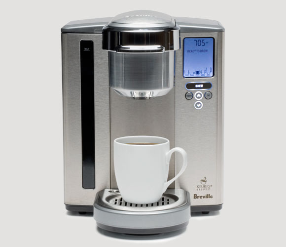 Breville Brewing System - Modern - Coffee Makers