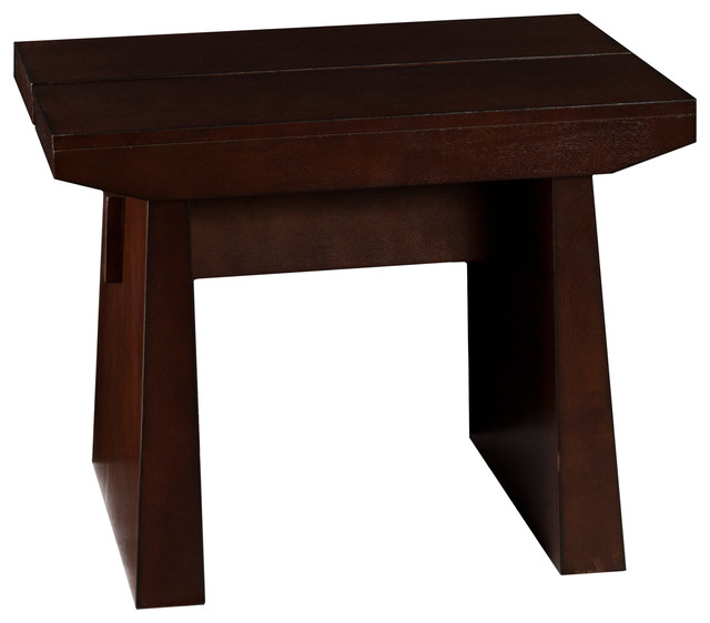Xavier End Table contemporary-side-tables-and-end-tables