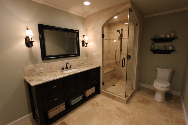 Lawrenceville Master Bathroom traditional-bathroom