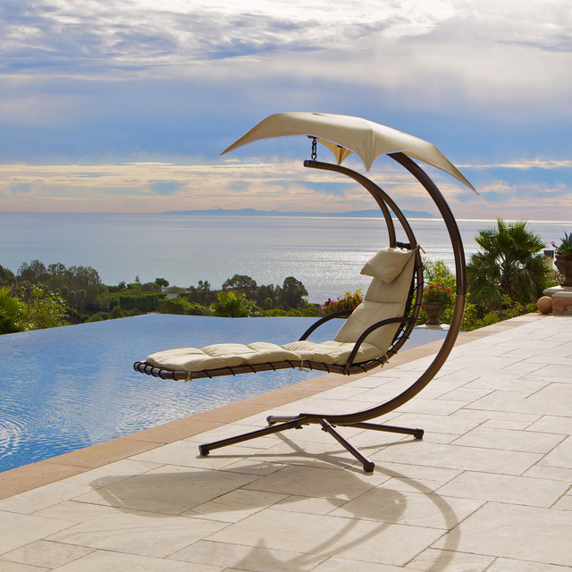 Dream Chair Contemporary Outdoor Chaise Lounges salt lake city by RST