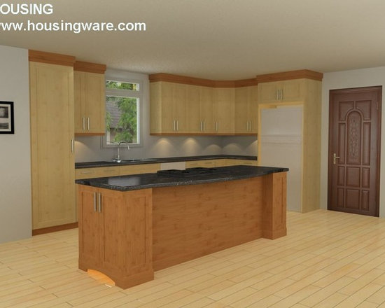 kitchen cabinet 22 - Could be customized according your kitchen size.