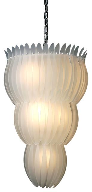Aphrodite 10-Light Chandelier modern-chandeliers