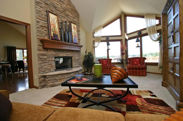 Family areas contemporary-family-room