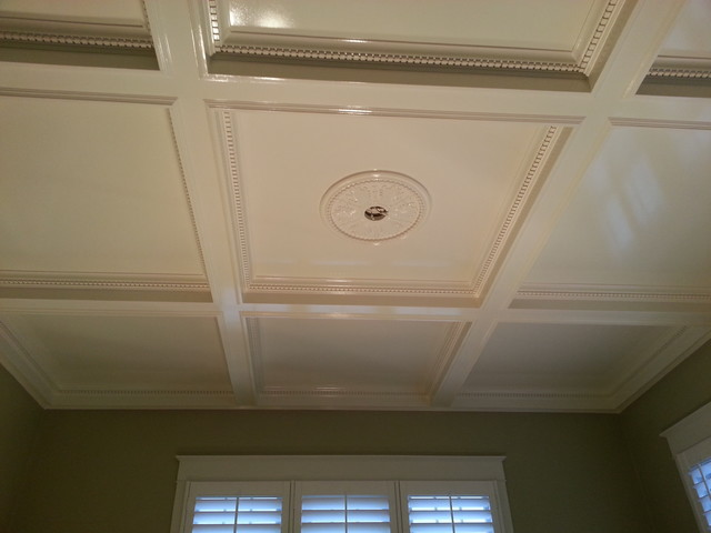 Ceilings traditional