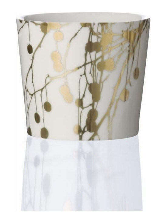 Ferm Living Tree Bomb Thermo Mug - The Thermo Mug by Ferm Living not only will keep your coffee warm and your fingers cold, they also work great for a bunch of other things too.