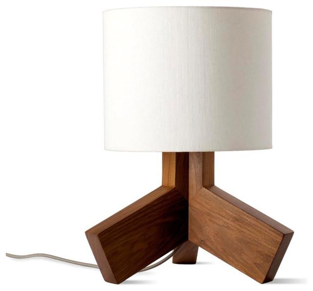 Blu Dot Rook Lamp modern-table-lamps