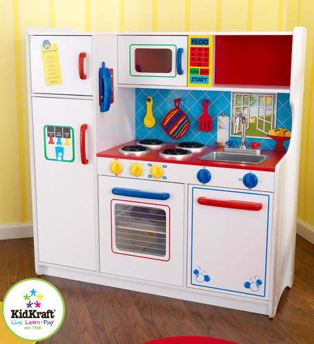 Deluxe Let's Cook Kitchen modern-kitchen-sinks