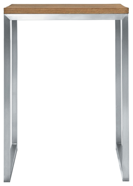 """Icon Bistro Table (24"""" or 49"""") modern-outdoor-pub-and-bistro-tables"""