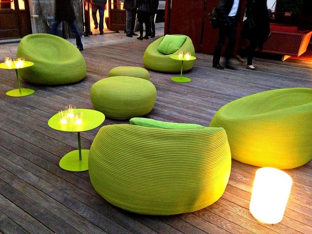 Paola Lenti Collection Modern Patio Furniture And