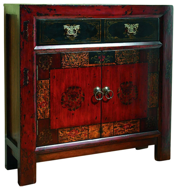 Asian Hall Chest - Asian - Storage Cabinets - by Masins Furniture