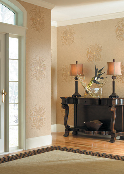Starburst from Ronald Redding Designs  wallpaper