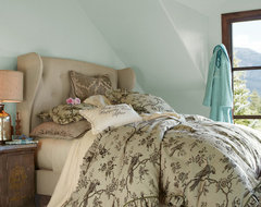 Chinoise Duvet Cover traditional-bedding