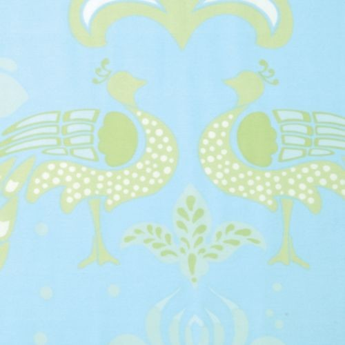 Citrus Peacock - Yardage traditional fabric