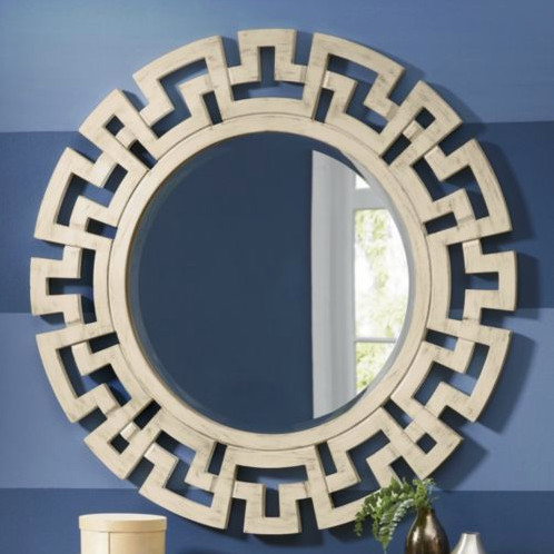 Greek Key Mirror traditional mirrors