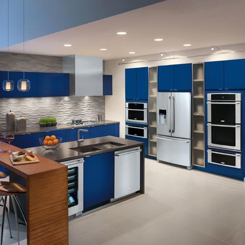 Modern Houston Lofts Kitchen