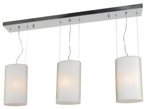 Ovo 3-Light Pendant contemporary-pendant-lighting