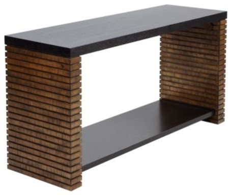 Linear Console Table modern coffee tables