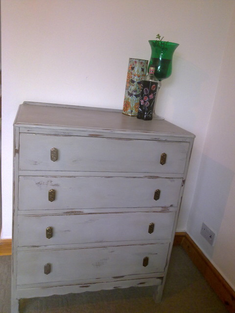 Rustic Chest of Drawer rustic-buffets-and-sideboards