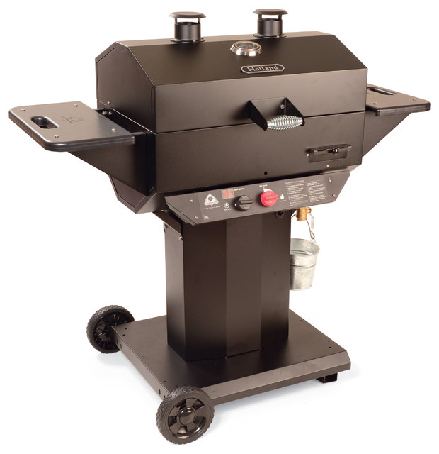 Holland Propane Gas Vintage Grill contemporary-grills