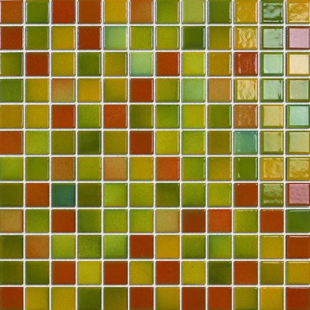 Cerramic mosaics farmhouse-tile