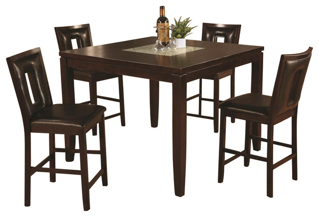 HD wallpapers coaster 5pc dining table chairs bench set  : contemporary furniture from www.cmobilehdmobilei.gq size 640 x 436 jpeg 56kB