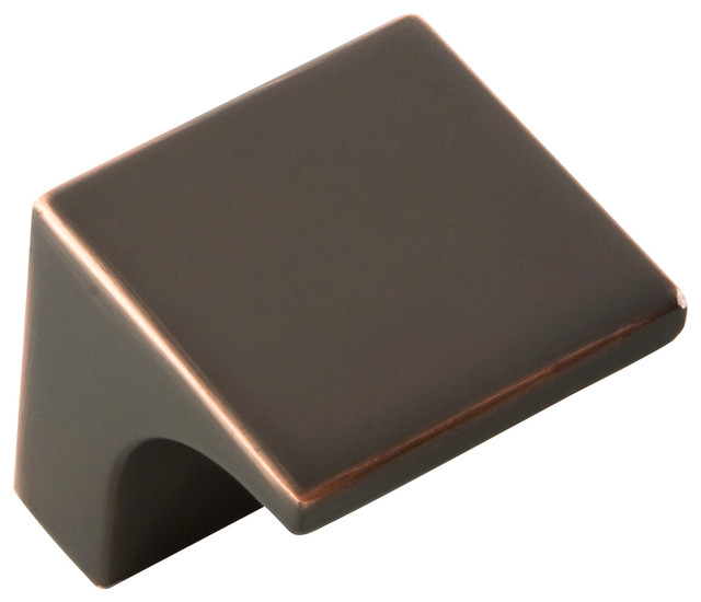 Swoop Oil-Rubbed Bronze Cabinet Knob - Transitional - Cabinet And Drawer Knobs - by Simply Knobs ...