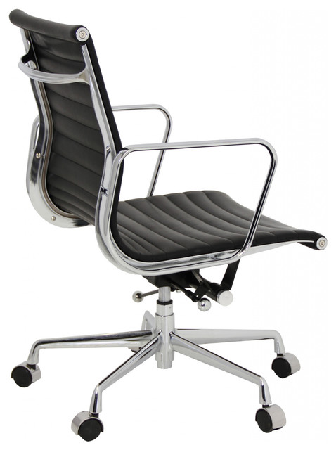 York office chair modern office chairs chicago by for Contemporary office chairs modern
