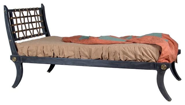Klismos Bed eclectic-beds