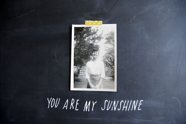 You Are My Sunshine - Small modern-wall-decals