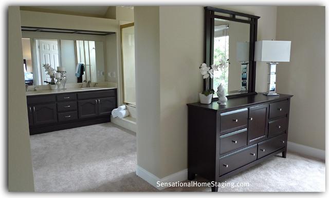 Home Staging ~ Baths contemporary-bathroom
