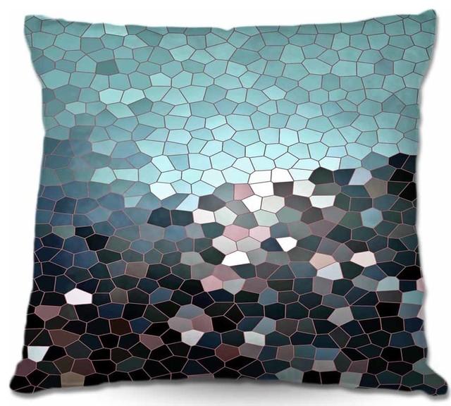 Pillow Linen - Patternization II contemporary-decorative-pillows