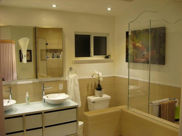 LED Recessed Lighting - Transitional - Bathroom - san ...