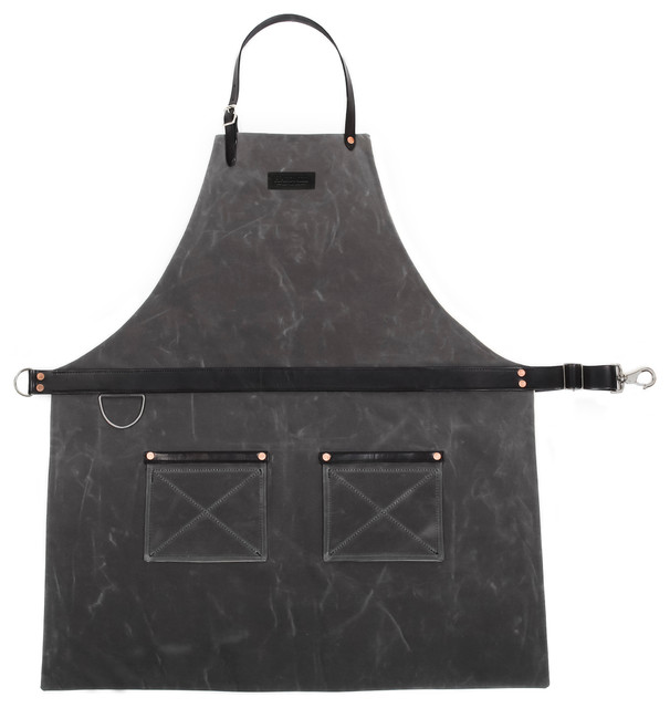 Hardmill Rugged Apron traditional-aprons