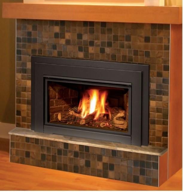 Enviro clean face eg31 series 32 39 39 x 20 39 39 direct vent gas for Modern gas insert fireplace