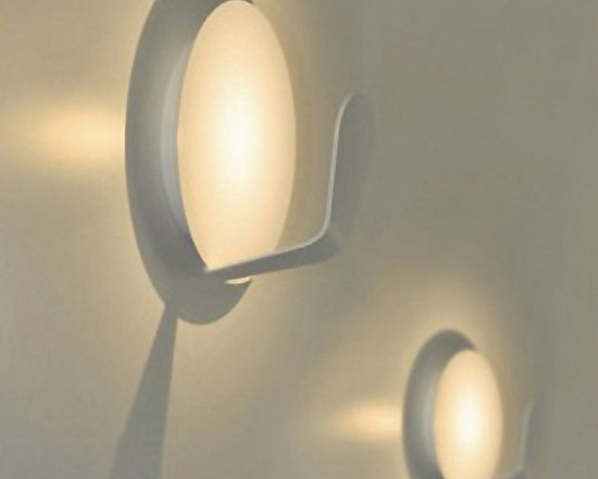Modern Simple LED Wall Sconce And Lamp - Modern Simple LED Wall Sconce And Lamp