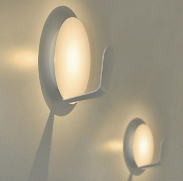 Modern Simple LED Wall Sconce And Lamp - Contemporary - Wall Sconces - new york - by PHOENIX ...