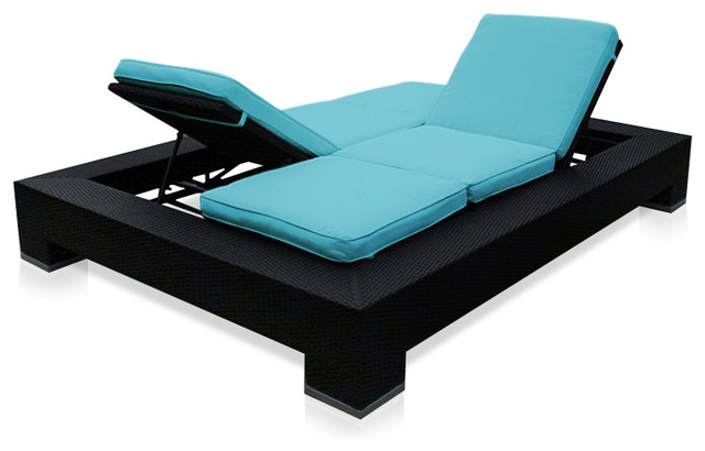 Outdoor Duo Convertible Lounger Patio Furniture And Outdoor Furniture los