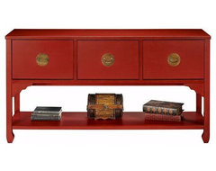 Wuchow Three-Drawer File Console asian-filing-cabinets-and-carts