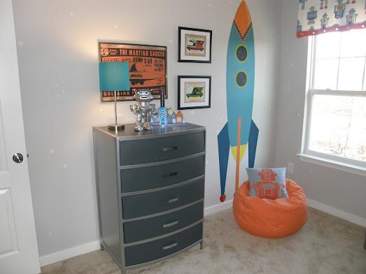 Boys Rooms modern-kids