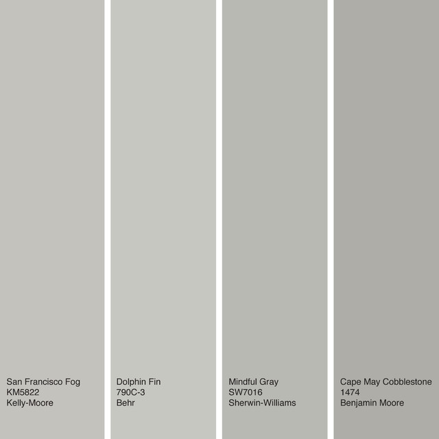Dunn Edwards Paints Paint Colors Walls Dolphin Tales: Color Of The Week: Warm Gray