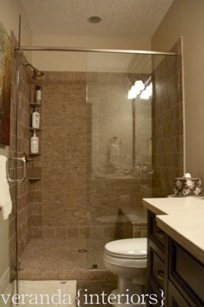 Showers to love traditional-bathroom