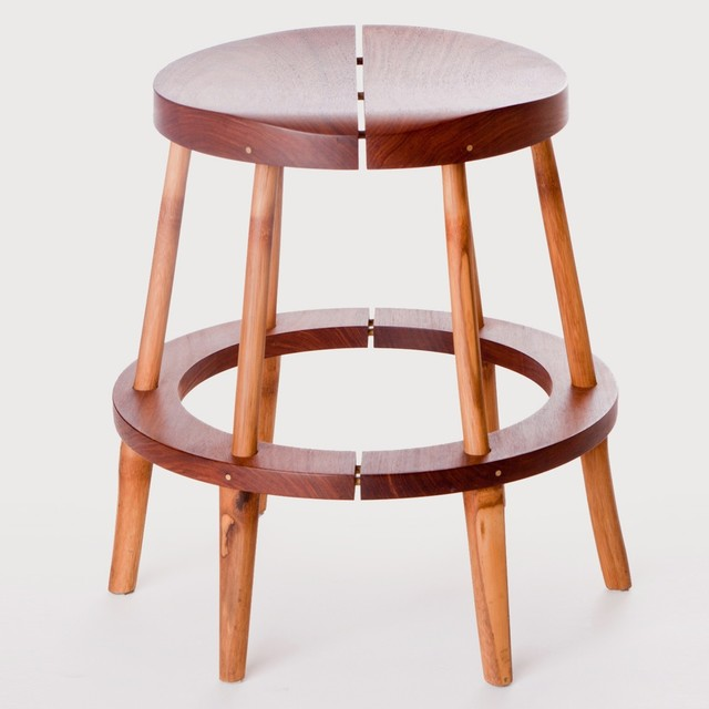 Low Perch Stool contemporary-furniture