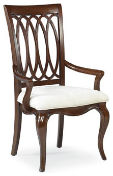American Drew 091-637 Cherry Grove The New Generation Splat Back Arm Chair - Kd traditional-dining-chairs
