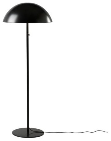IKEA 365+ BRASA Floor lamp - black - IKEA - contemporary - floor ...