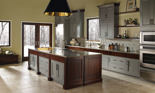 2014 KBIS Show - Transitional - Kitchen Cabinetry - cedar rapids - by ...