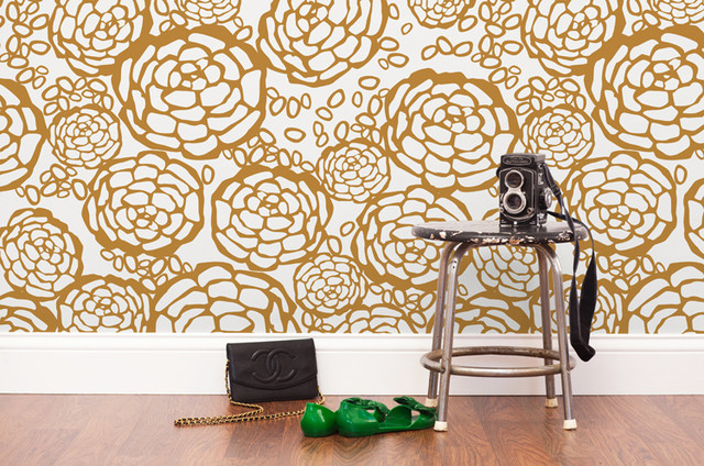 eclectic wallpaper by Hygge &amp; West Shop