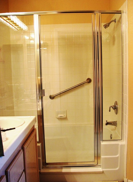 Addition Walk in Shower Conversions traditional-bath-products