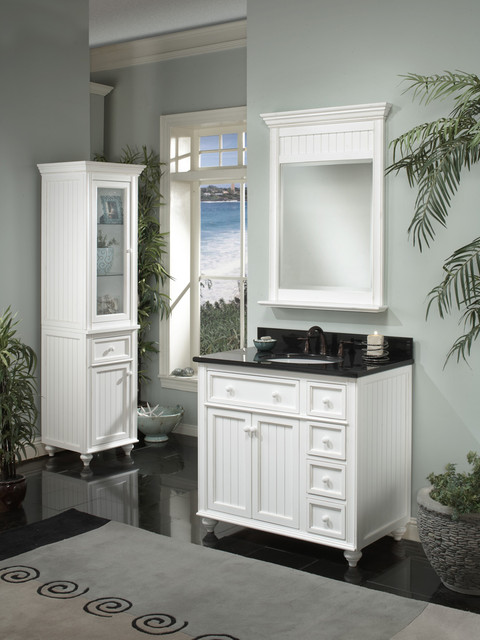 "36"" Cottage Retreat Single Vanity traditional-bathroom-vanities-and-sink-consoles"