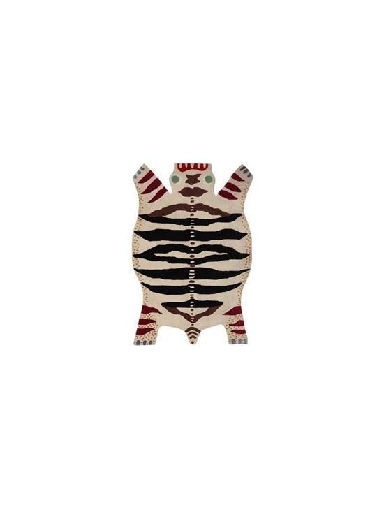 Zebra Rug -