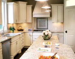 Granite Kitchen contemporary kitchen